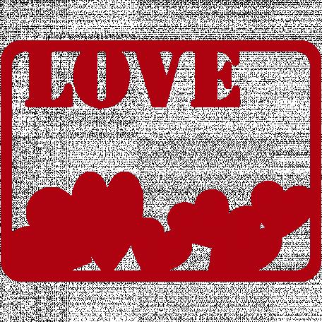 Journaling Card - Love