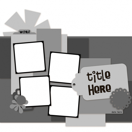 Layout Template 224