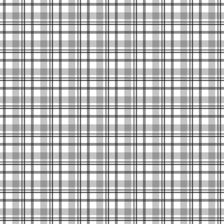 Plaid 35 - Paper Template