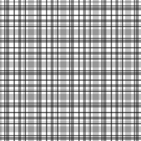 Plaid 38 - Paper Template