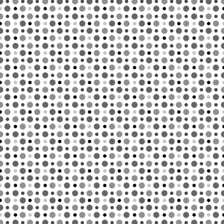 Polka Dots 32 - Paper Template
