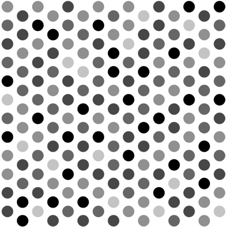 Polka Dots 21 - Paper Template