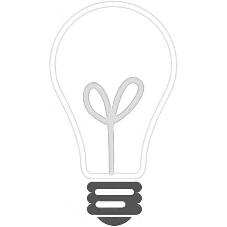 Lightbulb Template 01