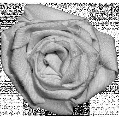 Fabric Flower Template 015