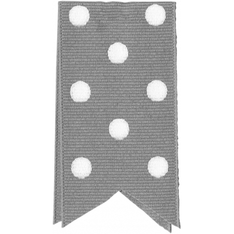 Folded Ribbon Template 009