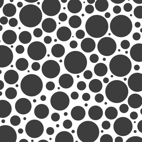 Polka Dots Overlay Template