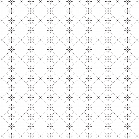 Pattern Cross Diamonds 002 Template
