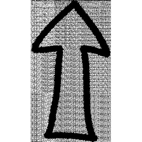 Chalk Arrow 004 Template