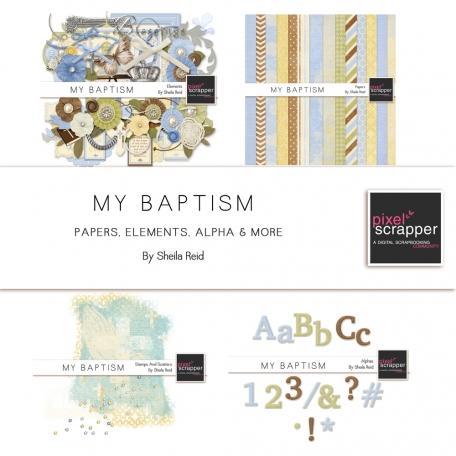 My Baptism Bundle
