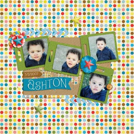 Family Album 2007: Ashton & New Camera