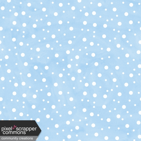 Sweet Days Textured Polka Dot Patterned Paper 12