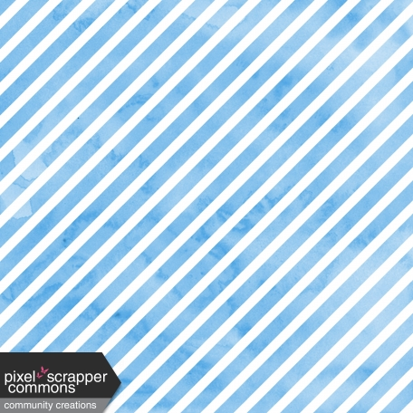 Sweet Days Striped Patterned Paper 14