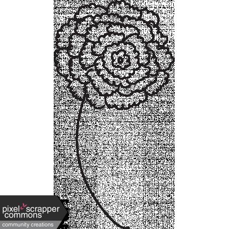 Sweet Days Doodle Flower