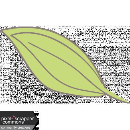 Sweet Days Leaf