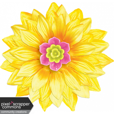 Who I am in Christ Add-On: Flower