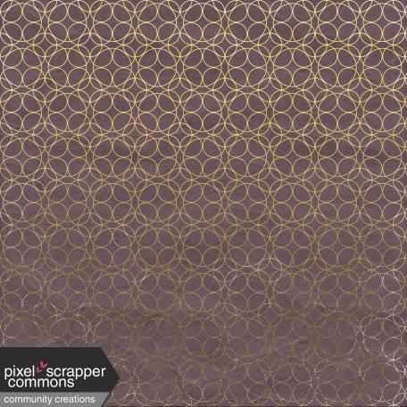 Purple and Gold geometric paper