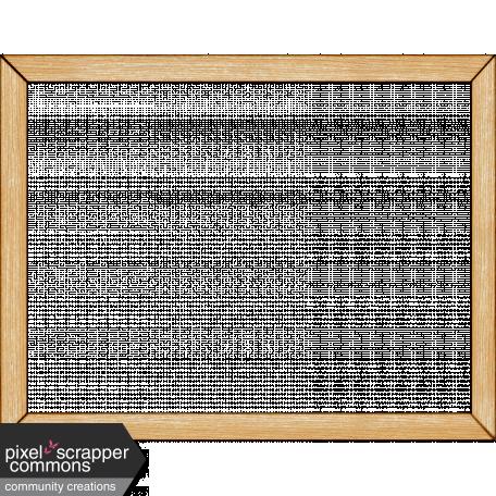 Light Wood Frame