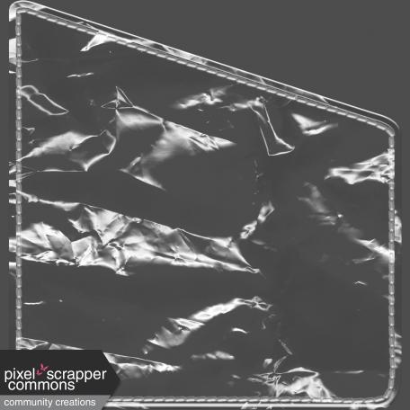 Clear Plastic Pocket - Quadrilateral
