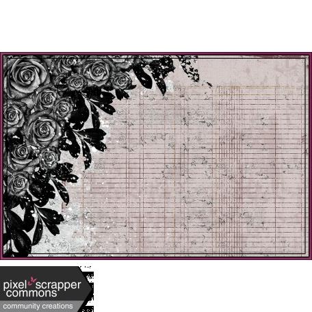 Black Florals_4 x 6 pocket card2