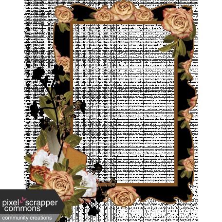 Black Florals_frame