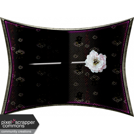 Black Florals_Pin Banner