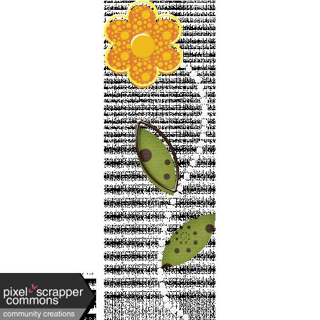 Mod Flower 05