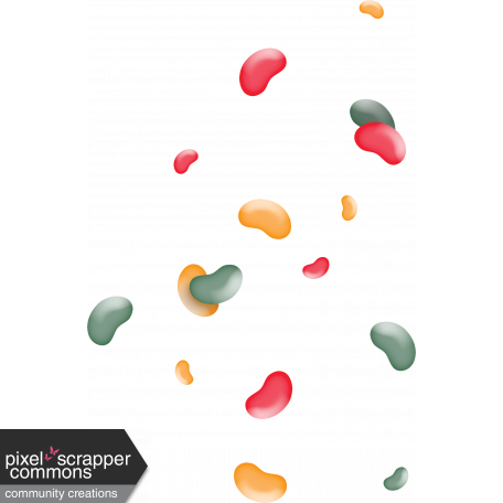 Jelly Bean Scatter
