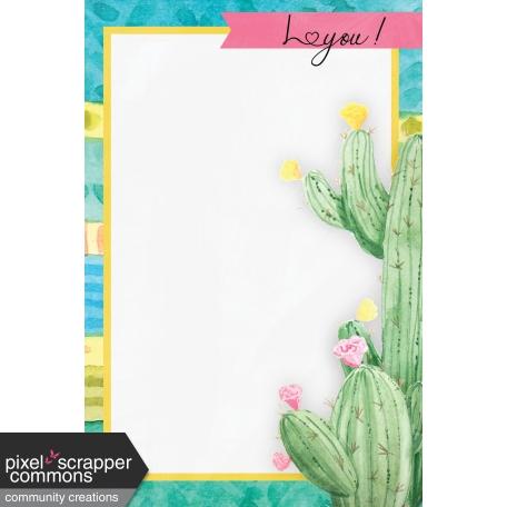 Mama Llama Journal Card (05)