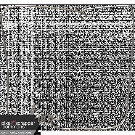 Word Word Frame (love)