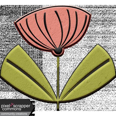 Mod Doodle Flower (02)