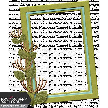 Mod Flower Frame (1)