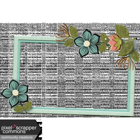 Mod Flower Frame (3)