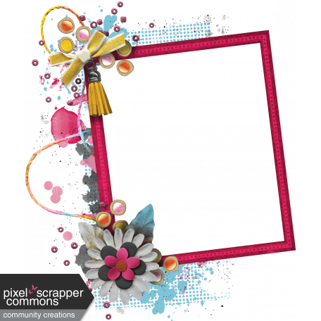 The Good Life: August cluster frame (1)