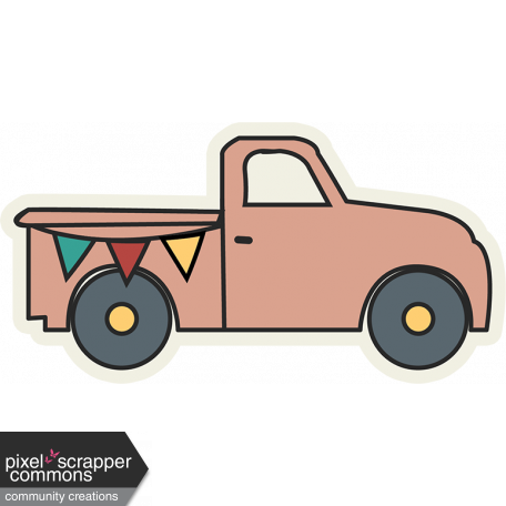 Corona Virus - Covid 19 Truck