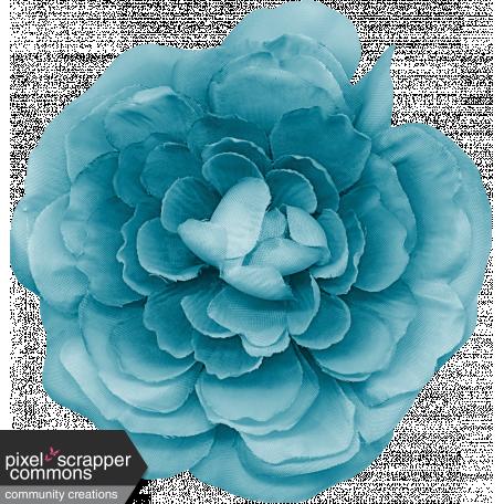Snow Day Flower 2