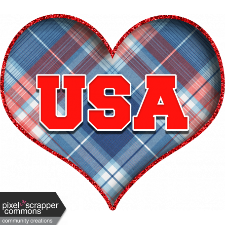 Heart of USA