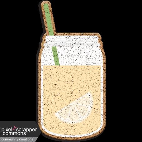 Summer Nights Cork - Lemonade Solid