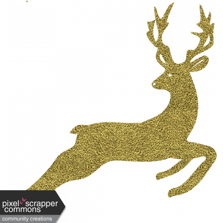 Gold Deer SNoel Element