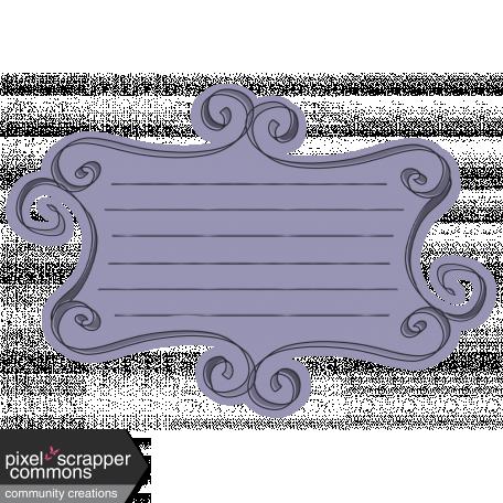 Auberge Swirl Frame