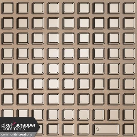 Paper - Keyboard (2/2) blank