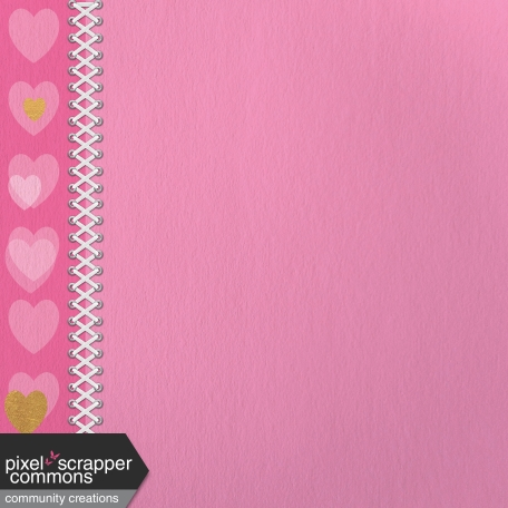 Paper – Love in pink