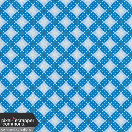 Elfie Xmas - Snow: Patterned Paper, Snowflakes 12