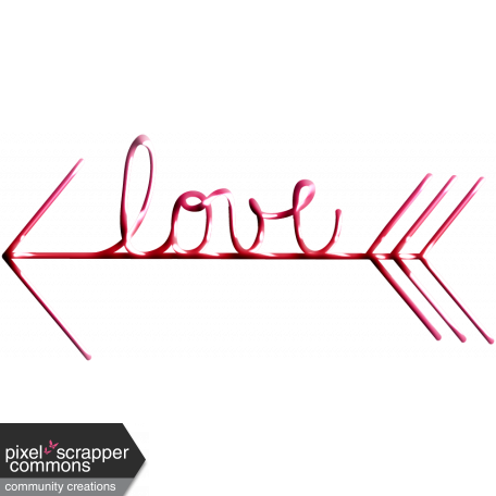 All About Hearts 2017: Love Arrow 01