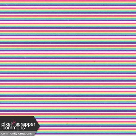 BYB Unicorn Paper, Striped 01