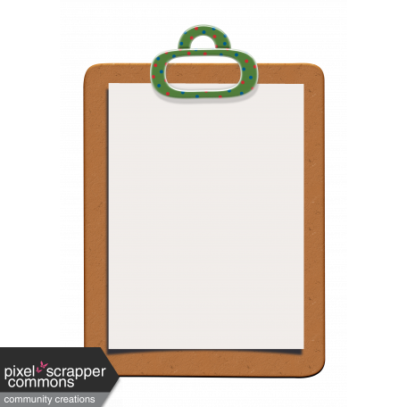 Back To School - Clipboard Photo Frame Template graphic by Melissa ...