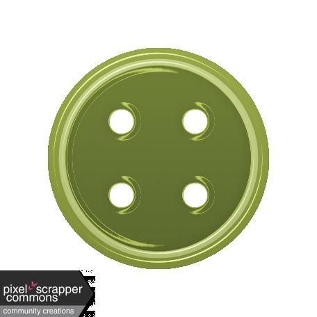 Easter - Green Button Element