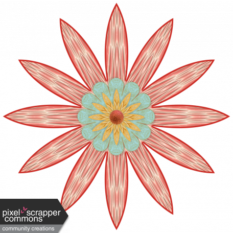 Gentle Spring - Flower04