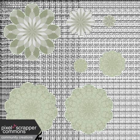 Gentle Spring-Flowerset-6b
