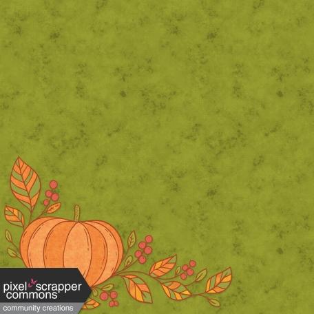 Pumpkin Paper 2