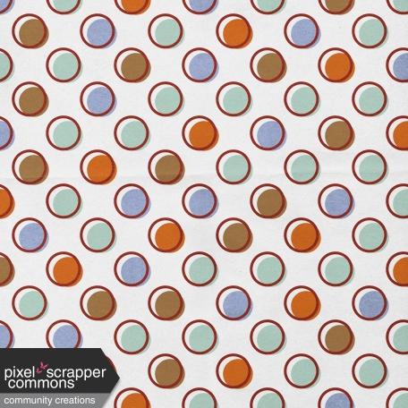 Paper Circles - October 2020 Blog Train